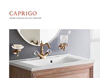 CAPRIGO. Online Catalog of Elite Furniture