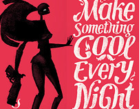 Make Something Cool Every Night