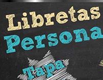 Tinbox Libretas