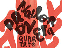 Nailor Proveta Quarteto poster
