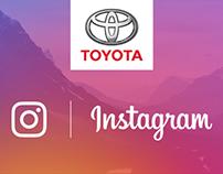 Toyota - Instagram Carousel ADS
