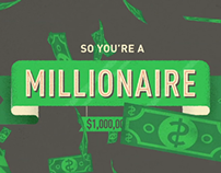 Washington's Lottery - Millionaire