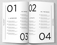 Københavner - Magazine Redesign