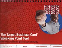 Target - Target Business Card Speaking Point Tool