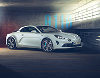 ALPINE A110 PURE | PHOTOGRAPHY & RETOUCH