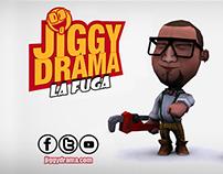"""Jiggy Drama – """"La Fuga"""""""