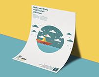 Tashlikh on the Vistula River - Poster & Cover
