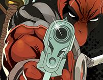 Superhero series - Deadpool
