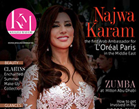 Khaleej Madame Magazine