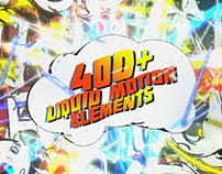 3D liquid Motion FX Pack