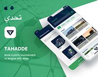 Tahadde App
