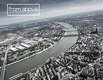 Cologne from above
