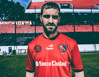 Newell's Old Boys · 40 Mil · Topper