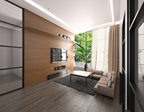 Interior Design 3D  Singapore House /2015 Derbyshare