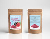Mix Food packaging design Worldwide