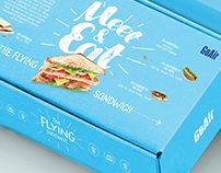 GoAir - Food Packaging
