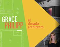 Design Speak: Grace Philipp Interview Spreads