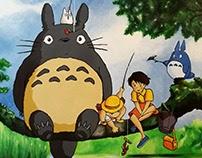 Il mio vicino Totoro (My Neighbor Totoro)