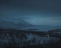 Dark & Cold Abisko