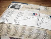 Resume Dossier Experiment