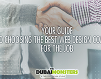 Your Guide to Choosing the Best Web Design Company