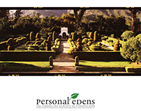 Personal Edens Poster