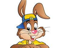 NESQUIK bunny