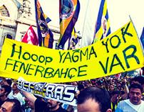 #occupygezi Istanbul / Fenerbahçe Team