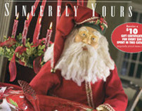 Sincerely Yours Christmas Catalog