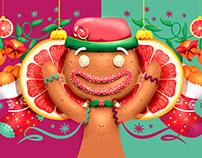 Propuesta Gráfica Navidad Toronja - Link