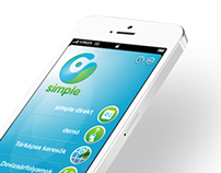 Simple Mobile Banking App