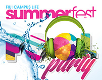 Summer Fest Pool Party 2013