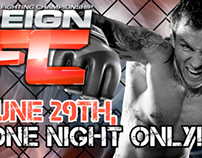 Reign FC Digital Feature for Cage Fighting
