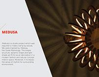 MEDUSA - FLOOR LAMP DESIGN