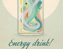Energy drink!