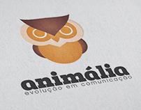 Agência Animália - Logotipo