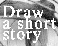 """""""Draw a short story"""" - Crescendo (Dino Buzzati)"""