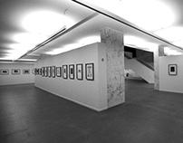 Arquitetura num museu