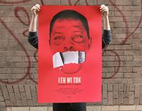 Leh Wi Tok Posters