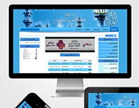 7ady Al Arowah Joomla islamic template