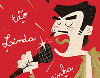 """""""THE PORTUGUESE SINGER"""" O cantor Português"""