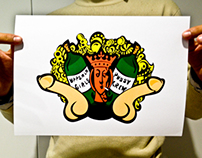 Logo - Uppsala Girls Pussy Crew