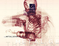 Metal Gear Solid The Phantom Pain Poster