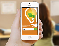 Kaiser Permanente Innovation Retreat App