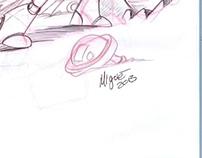 astro sketch