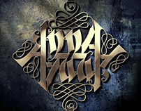 Anna Typography