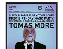 Guilty Pleasures of Mother Goose Presents: Tomas More