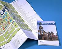 Drake University Campus Map