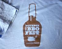 Bourbon & BBQ Fest Logo