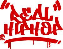 REAL HIP-HOP T-SHIRT